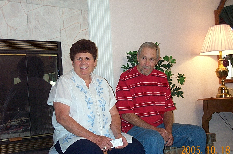 June and Jimmie Reynolds